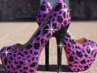 Bags and Boots and Shoes in Purple!!
