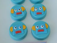 Boy's birthday party ideas  --   cakes, decorations, party foods and favors. See more party ideas at CatchMyParty.com.