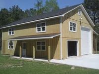 1000 images about barn on pinterest rv garage barns for 32x40 garage plans