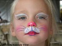 face painting/body art