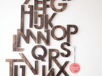 Type, Calligraphy & Lettering