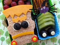 Fun ways to make family lunches?