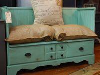 Crafts - Furniture Redo's