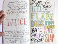 Art-Fonts...Lettering