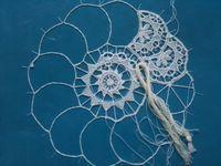 mostly needle lace