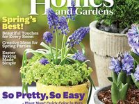 Better Homes and Gardens Magazine Covers