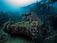 Shipwrecks, artifacts, archaeology, history, museums, art, facts, etc