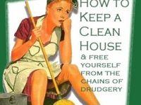 Housekeeping Tips :(