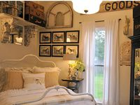 COLONIAL BEDROOMS On Pinterest Primitive Bedroom Country Bedrooms