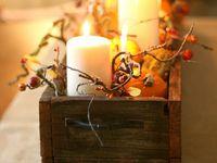 Fall Crafts & Decorations