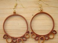 Quilling -Jewerly earrings