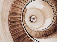 Stairways and Spirals