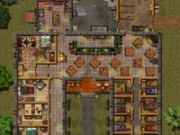 54 best images about rpg maps on pinterest 2nd floor for Floor 2 dungeon map
