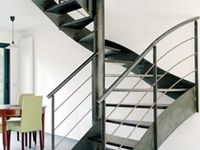 1000 images about escaliers on pinterest glass railing mezzanine and stairs - Mezzanine verlichting ...