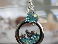 Origami Owl Living Lockets --- so many different ways to tell your story and honor loved ones.