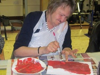 Craft for adults with disabilities