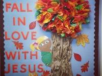 Fall Sunday School