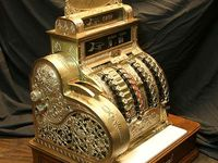 Cash Registers Of The Past