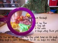 Playdough Recipes & Activities