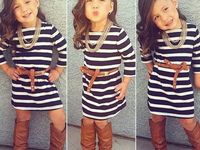 Girls' Fashion / From early life through to teenage years, we have gorgeous girl's clothes to suit every occasion.