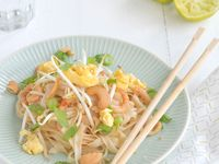 ... Dishes on Pinterest | Easy pad thai, Iced tea and Green papaya salad