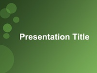 Simple PPT Templates