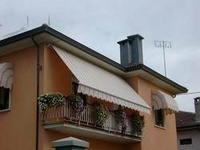 38 Best Awnings images   Small balcony, Balcony privacy ...