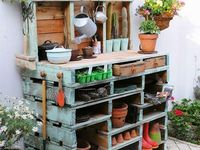 Upcycled/Repurposed Pallets