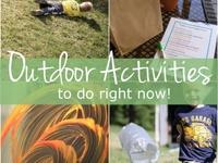 outdoor activites