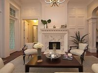 Living Room and Family Room Interior Design Ideas