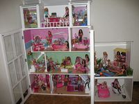 Doll- Doll houses