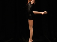 I love dance! There is such a beauty in an unspoken action.