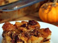 Pumpkin pecan croissant bread pudding recipes on Pinterest | Croissant ...
