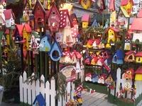 Arty Little Houses