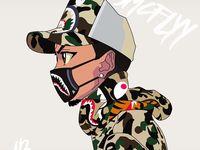25 Swag Wallpaper Ideas Boondocks Black Cartoon Boondocks Drawings