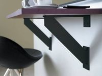 Support De Snack Mural Special Tablette Lourde Tout Pour Amenager Votre Espace Bar Equerre Murale Etagere Murale Cuisine Equerre