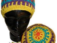 шапка: лучшие изображения (297) | Scarves, Crochet hats и Yarns