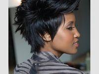 My Hair Lay Like..........