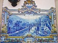 Portuguese Tiles - Azulejos / Photo gallery dedicated to the art of Azulejos (Portuguese Tiles) in Portugal