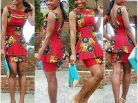 African wardrobe