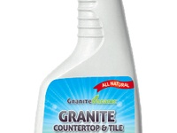 All Natural, Organic, Granite Cleaner & Conditioner