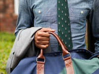 Ivy League-inspired fashion and style, for the preppy man-about-town