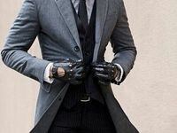 Nothing but clothes, shoes, and watches that provide men with the knowledge to dress better.
