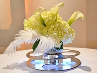 Sweetly Feature Oscar Party Inspiration With Loralee Lewis additionally My 50th B Day Party besides Inspiration Of The Day 147 as well Centerpieces together with e Rcb. on oscars floral centerpieces