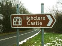 Highclere Castle ~ aka ~ Downton Abbey