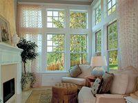Exterior and windows