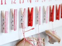 A collection of Advent calendar to help count down the days until ..............