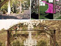 Romantic wedding venue