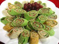 ... on Pinterest   Tortilla pinwheels, Pinwheel sandwiches and Pinwheels