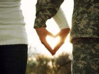 Wedding: Military